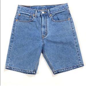Levi's Vintage 505 Bermuda Jean Shorts Size 32